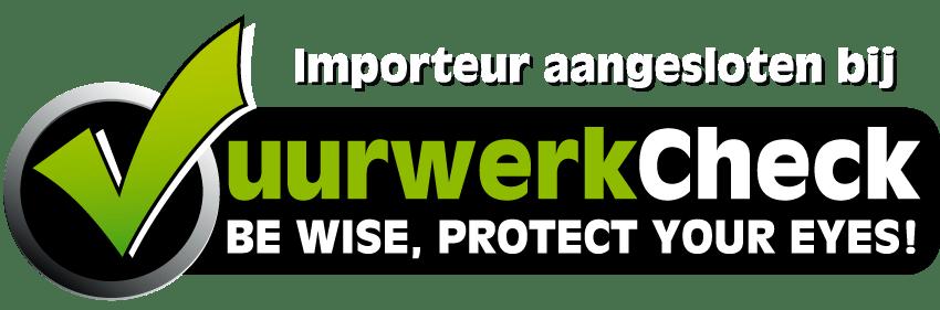 veilig vuurwerk check en tips van Den Bleker