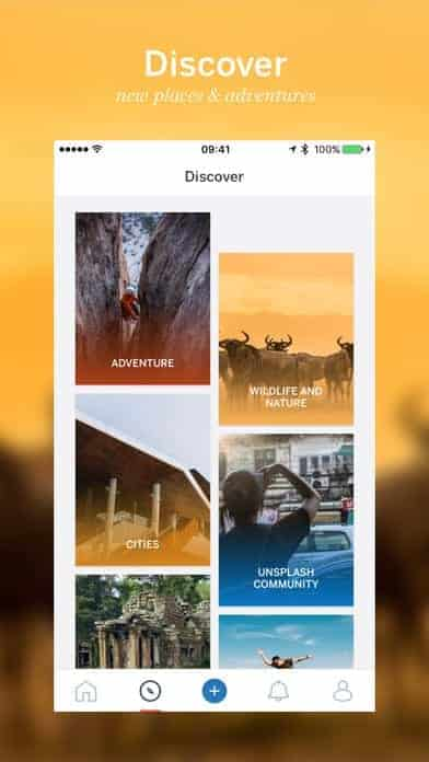 A photo of Trips by Lonely Planet, Top Mobile App UI of 2017