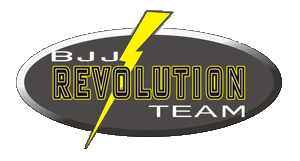 BJJ Revolution Team Logo
