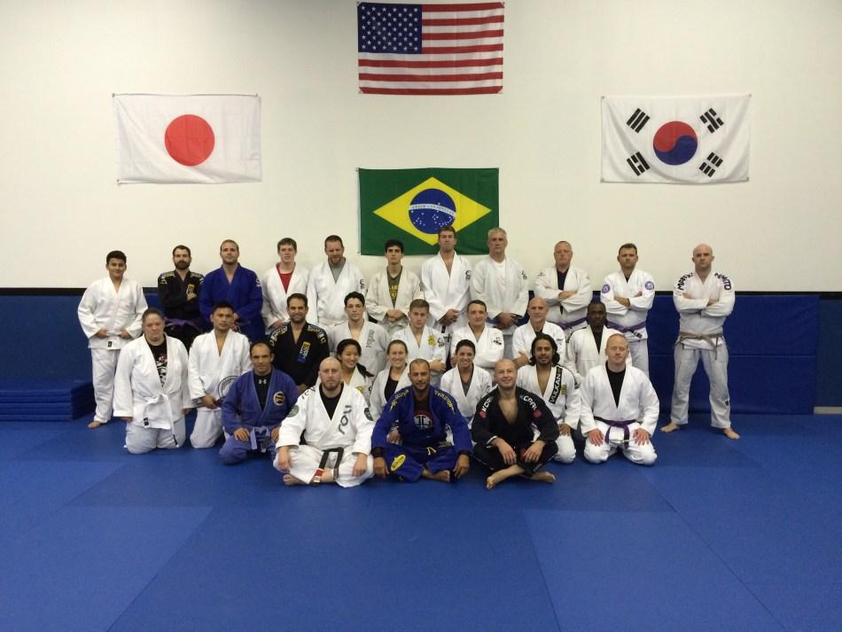 Seminar group photo