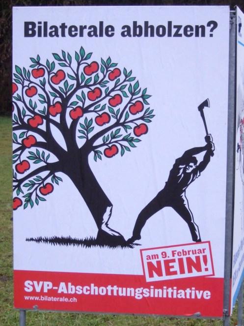 MEI-Gegner-Plakat