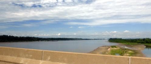 Der Mississippi.