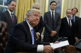 President Trump has new budget that will cut $800 billion Medicaid program