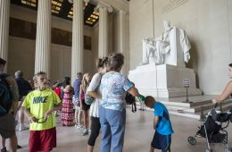 Tourism has increased in the nation's capital