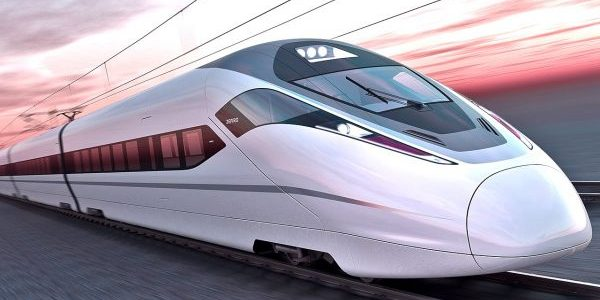 The Maglev train is in its next develpment stage for the Washington D.C. area.