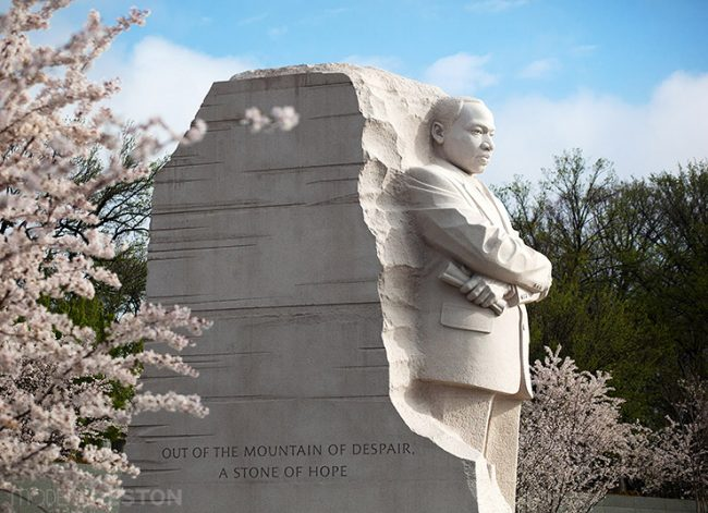 Five Things To Do Around Washington D C On Dr Martin Luther King