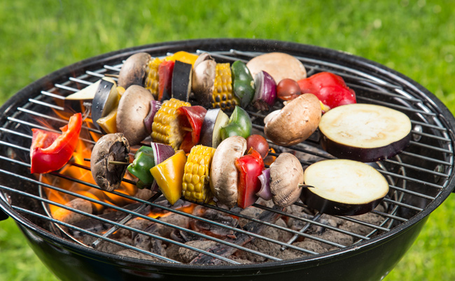 vegan cookout