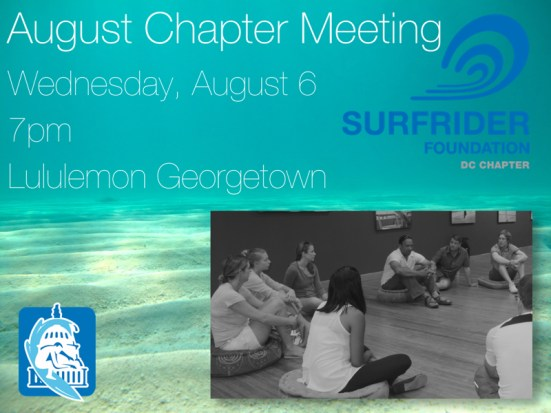 August Chapter Meeting