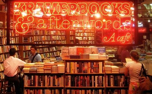 Image result for kramer books and cafe