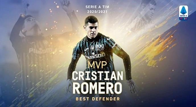 Lo compró Juventus y fue elegido como uno de los mejores de la Serie A: Cuti Romero, la gran sorpresa de Scaloni para el duelo de Argentina ante Chile
