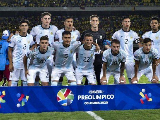 Argentina debuta en los Juegos Olímpicos ante Australia: hora, TV y formaciones
