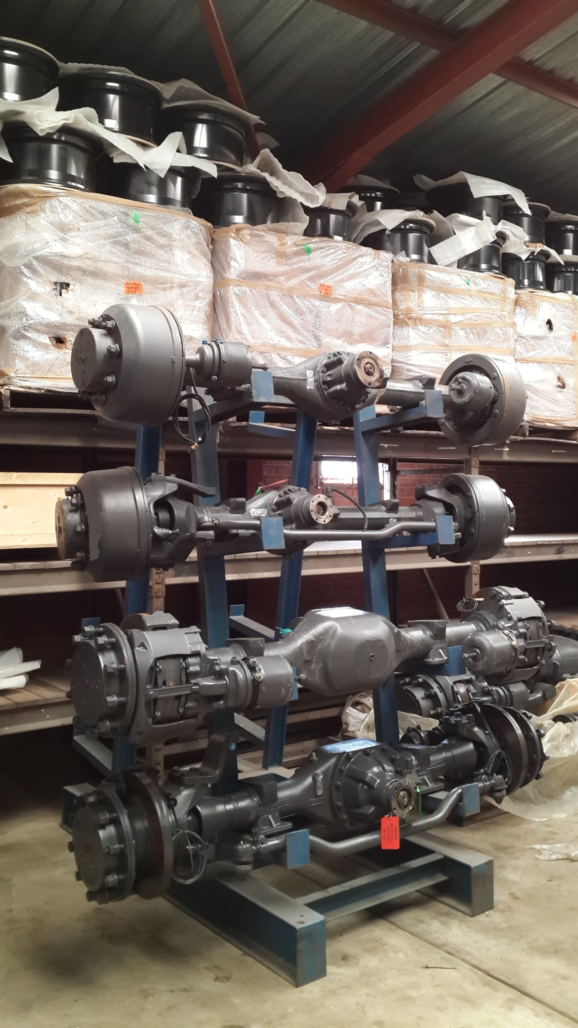 Truck Components Dc 6 Truck Parts