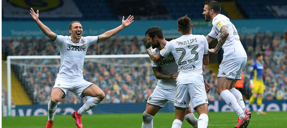 Report: Leeds United 5-0 Stoke City - Leeds United