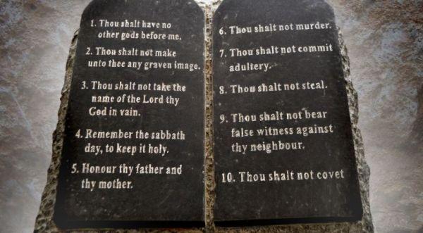 10 commandments of god # 15