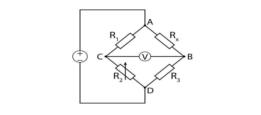 Wheatstone Bridge _1