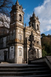 Church of Bom Jesus do Monte, Braga, Portugal