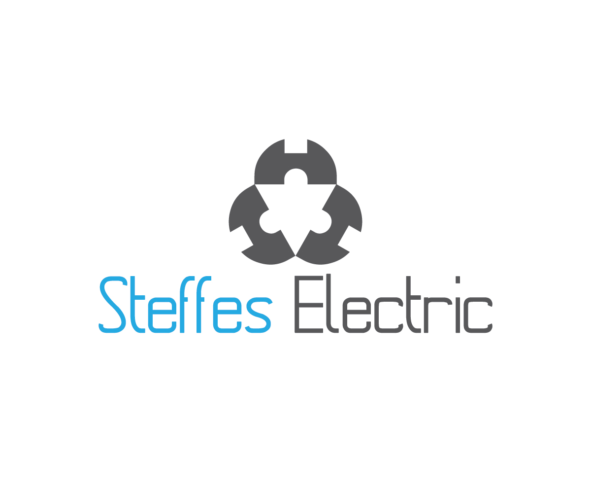 Electrical Logo Design For Steffes Electric By Sharic