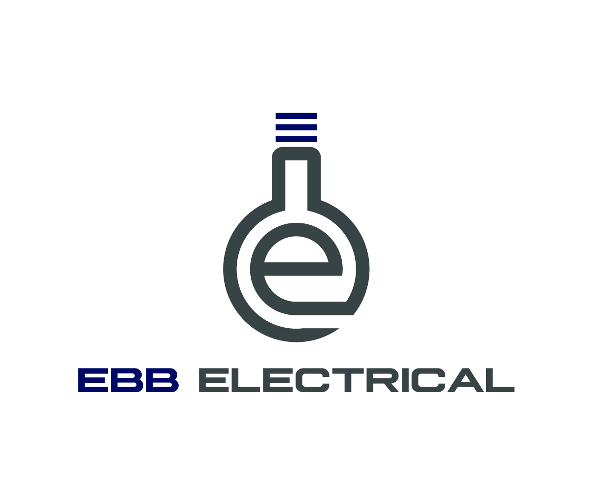 Modern Professional Electrical Logo Design For Ebb