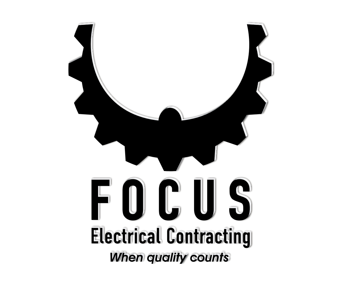 Bold Modern Business Logo Design For Focus Electrical