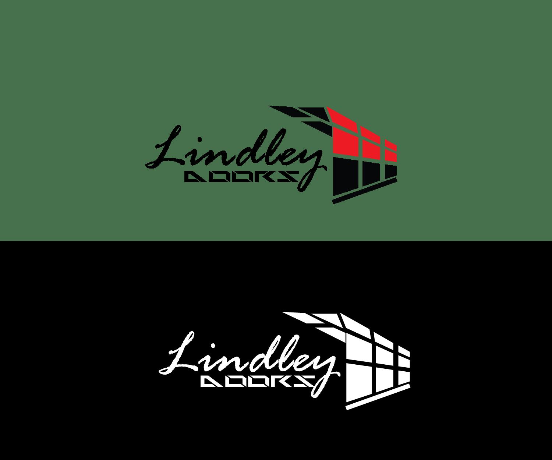 Bold Masculine Business Logo Design For Lindley Doors