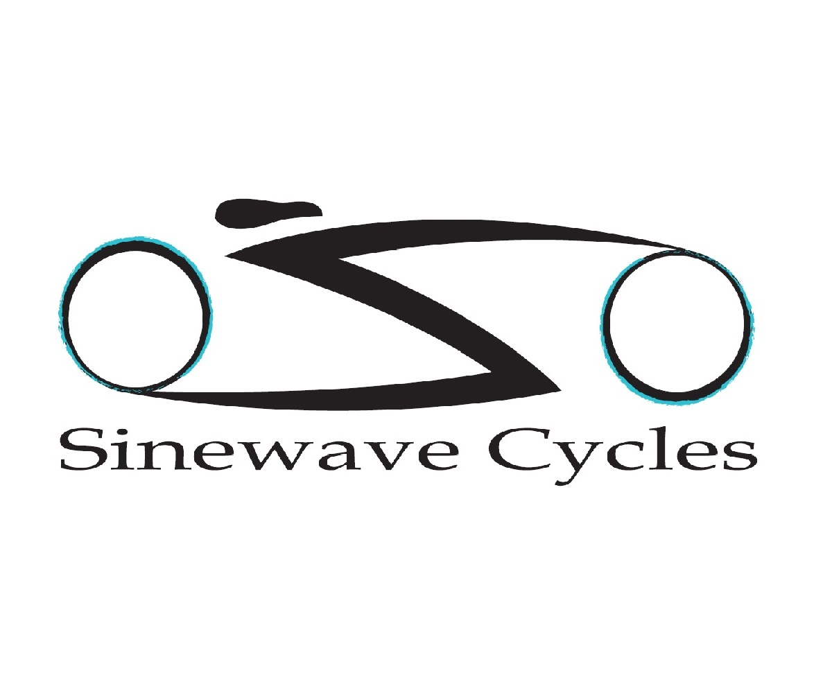 Playful Personable Electronic Logo Design For Sinewave