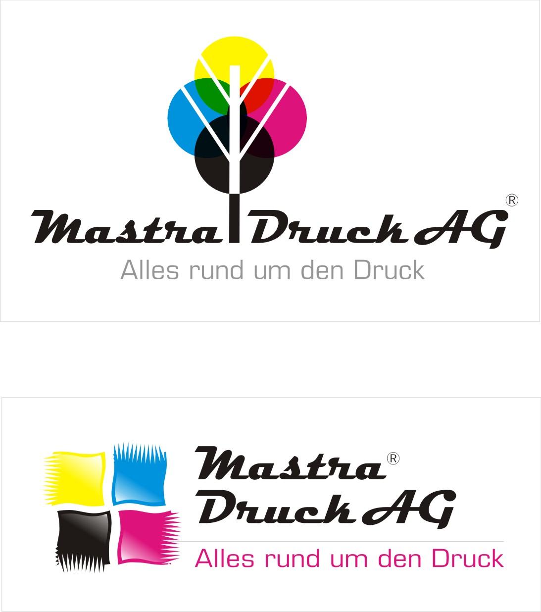 Manufacturing Logo-Design für Mastra Druck AG Alles rund um den