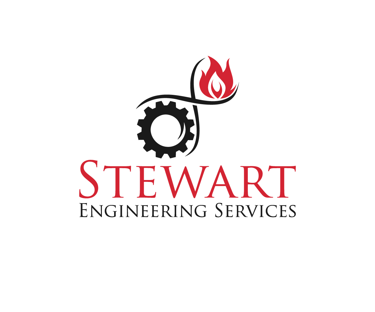 Professional Serious Engineering Consulting Logo Design