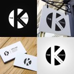 Modern Professional Restaurant Logo Design For The K Korean Cuisine By Rhonstoppable Design 18097510