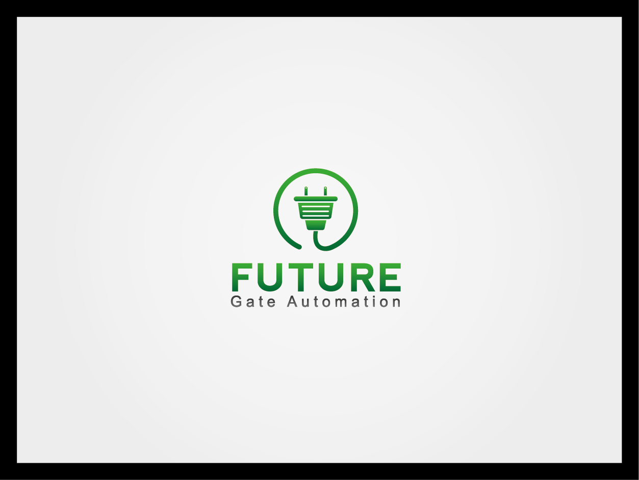 Electrical Logo Design For Future Gate Automation By