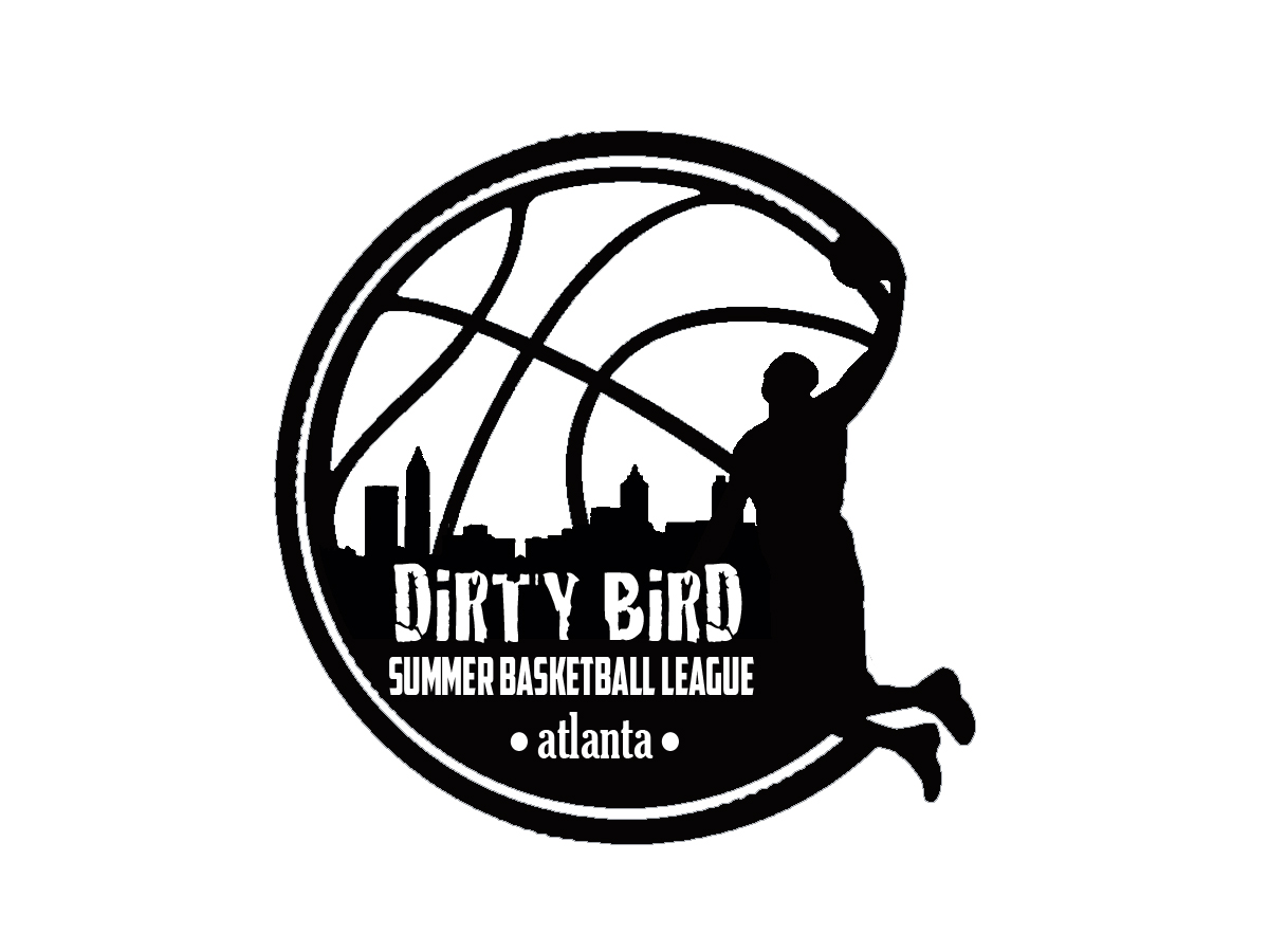 Bold Modern Logo Design For Summer Basketball League