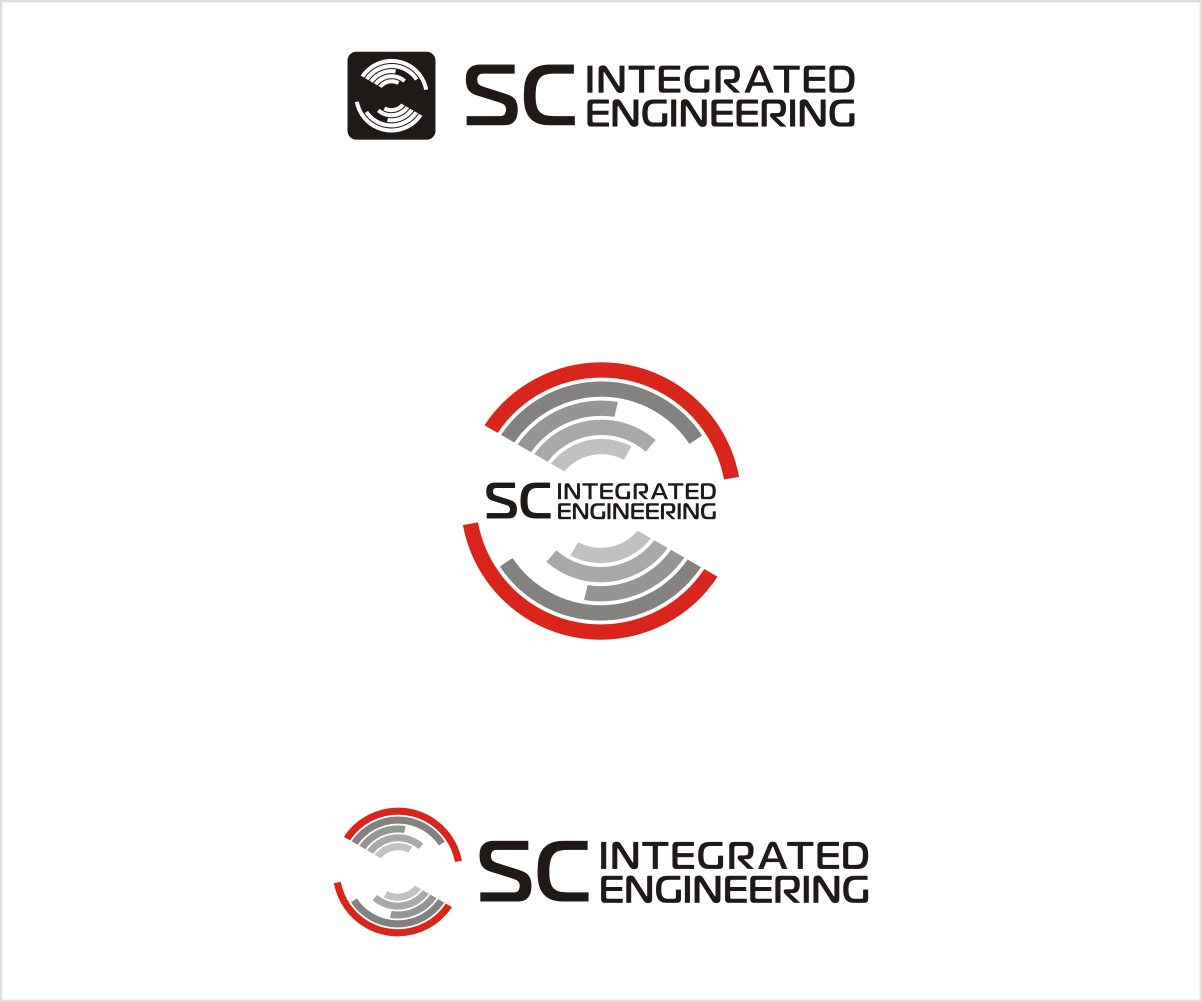 Electrical Logo Design For Sc Integrated Engineering Pte
