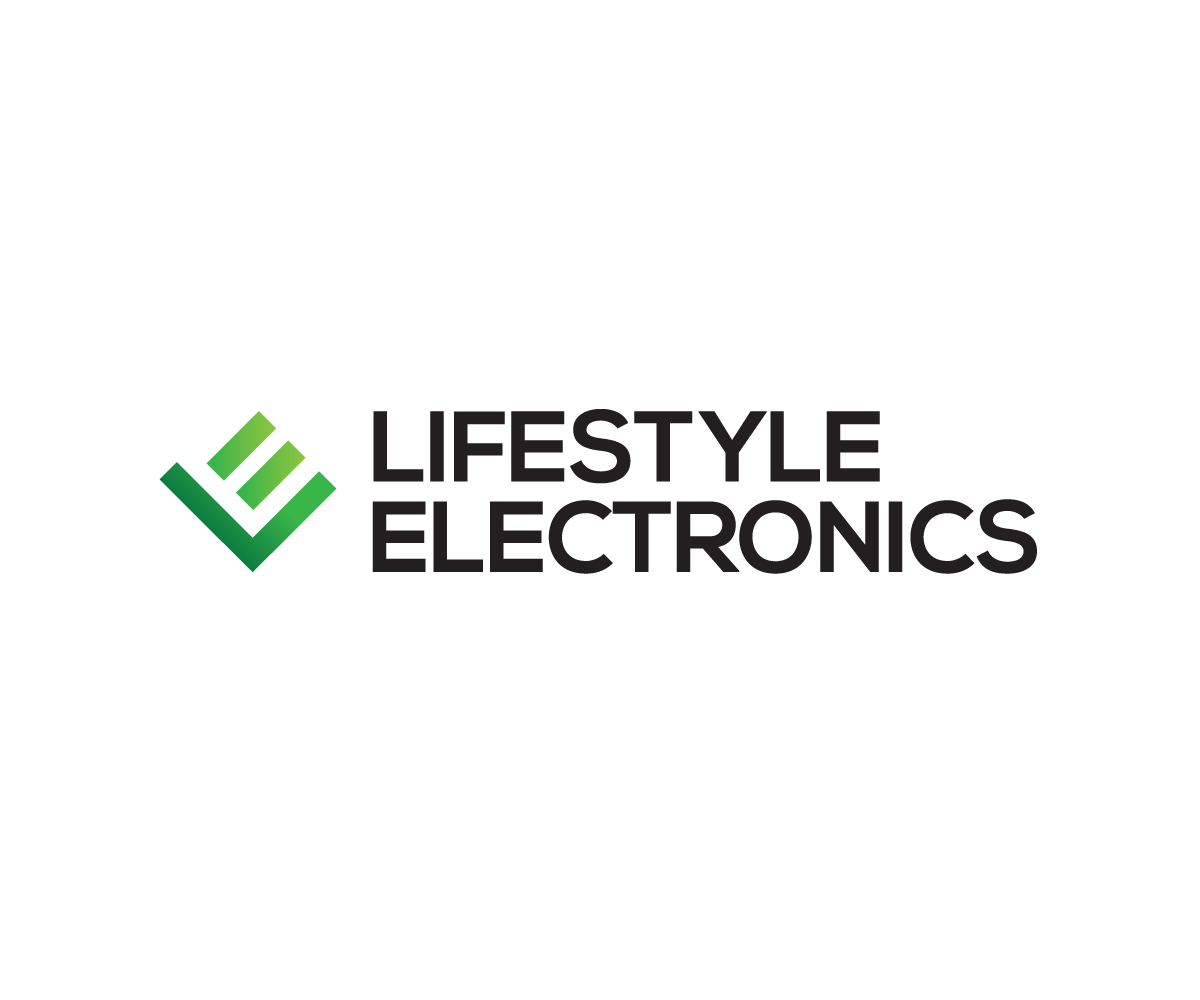Electronics Logo Design For Lifestyle Electronics Plus By