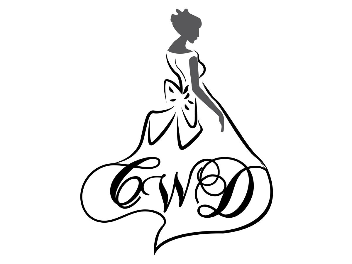 Shop Logo Design For Custom Wedding Dress Or Cwd By Coco