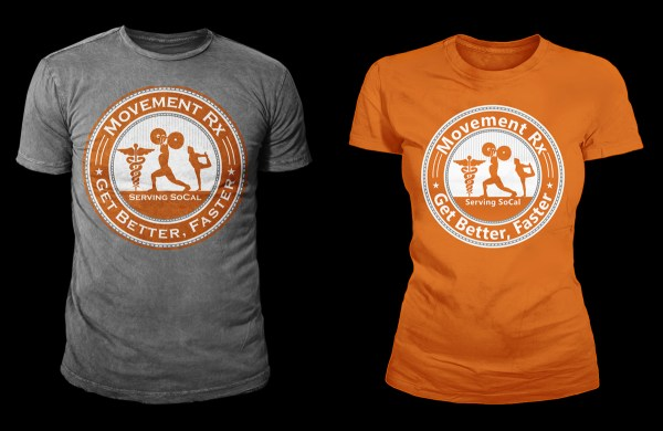 Personable, Upmarket, Physical Therapy T-shirt Design for ...