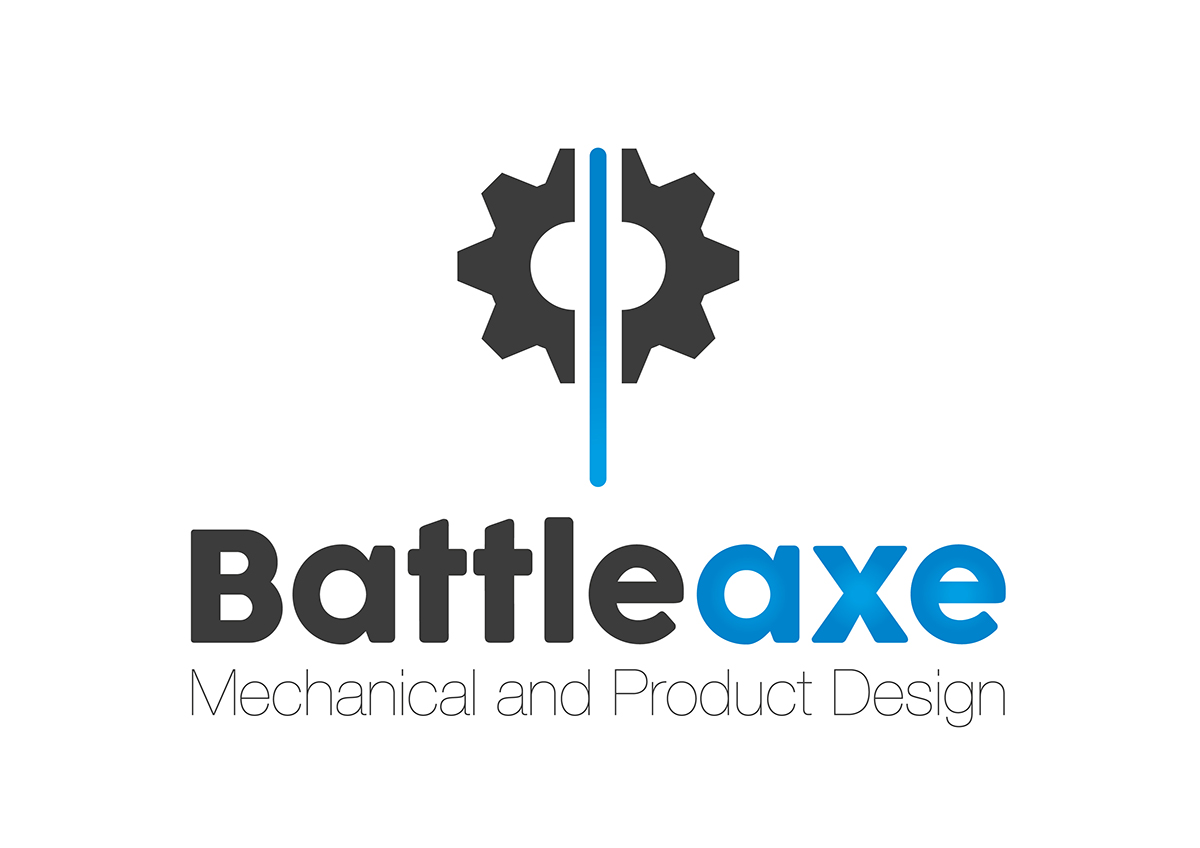 73 Bold Serious Mechanical Engineering Logo Designs For