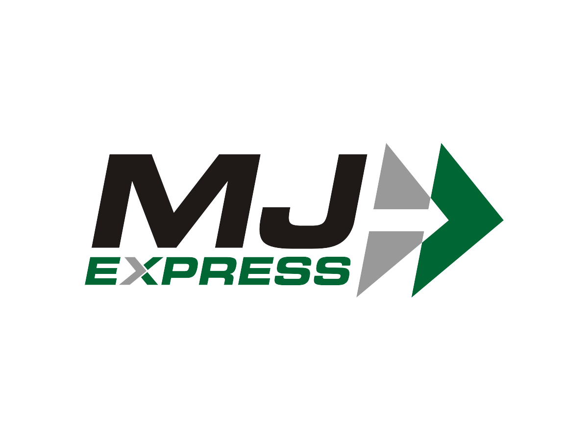 Trucking Company Logo Design For Mj Express By R16