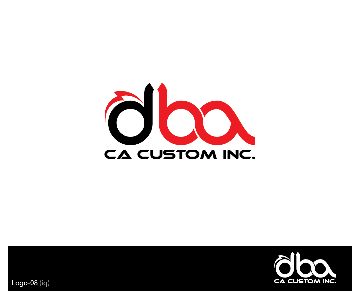 Electrical Logo Design For Ca Custom Electric Inc By