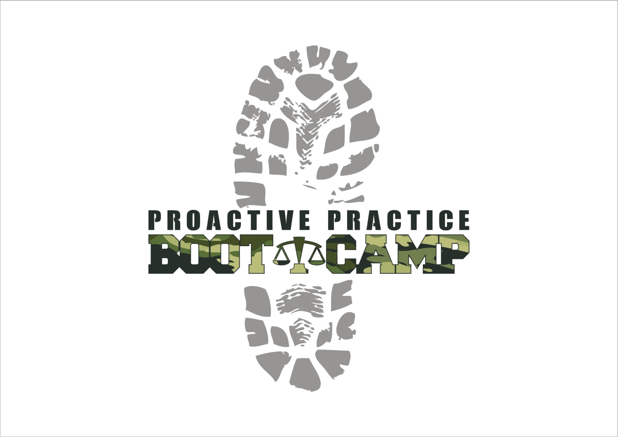 Logo Design For Proactive Practice Boot Camp By Logoworld