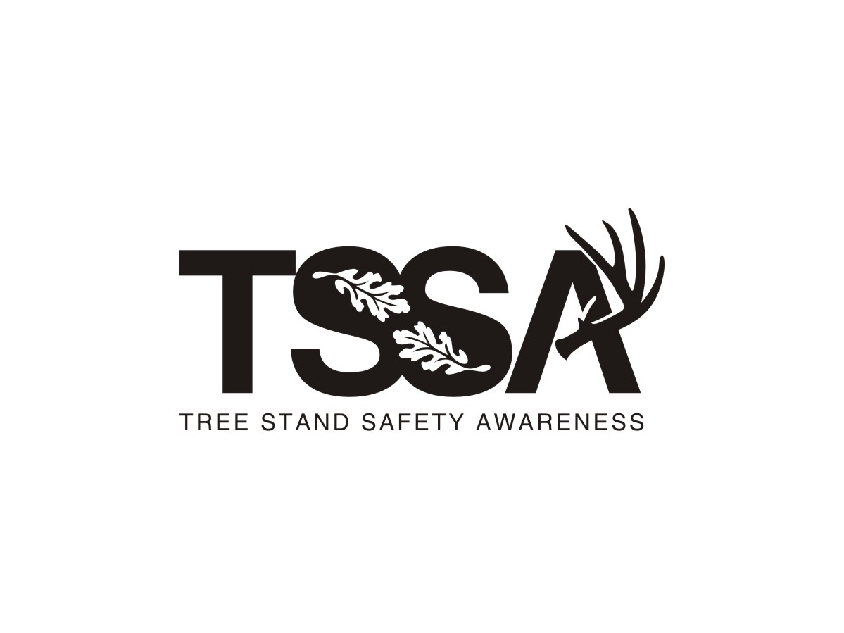 Non Profit Logo Design For Tssa Tree Stand Safety