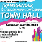 Transgender and Gender Non-conforming Town Hall