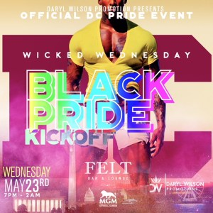 Wicked Wednesday - DC Pride Kickoff
