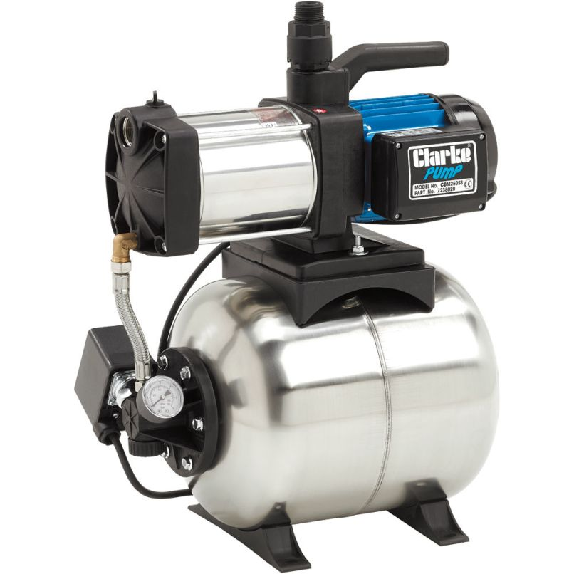 Stainless Steel Booster Water Pump