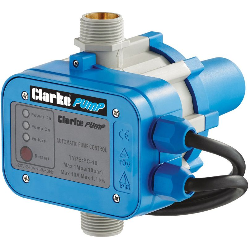 Electronic Water Pump Control Unit