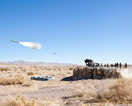 Launch_of_a_FIM-92_Stinger_missile,_2012