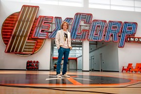 FINALLY LEXCORP HAS THEIR OWN BASKETBALL GYM