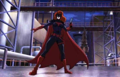 Batwoman in Batman: Bad Blood