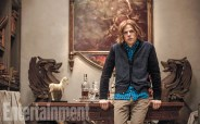 Jesse Eisenberg builds on his experience from The Social Network to play a billionaire with even grander schemes: Lex Luthor. And while his version of the villain might be sporting luscious locks in this photo, you can rest assured that the movie will feature that iconic chrome dome.