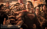 "Henry Cavill returns to reprise his role as Superman from Man of Steel, but this time the point-of-view has shifted. ""I like to think that Man of Steel was the perspective of the world from Clark, Kal-El, looking at the world and trying to exist with in it,"" says Cavill. ""Batman v Superman is definitely more mankind's perspective of Superman."""