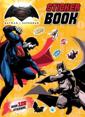 batman-vs-superman-sticker-book