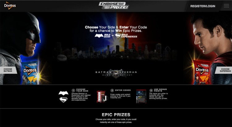 BVS_Doritos_Prize